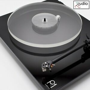 Clear Acrylic Turntable Platter. Fits REGA Record Player