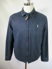 F3366 Polo Ralph Lauren Men's Full Zip Harrington Jacket Size M