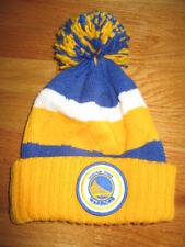 Hardwood Classic Mitchell & Ness GOLDEN STATE WARRIORS (One-Size) Knit Cap