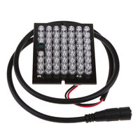 48 LED 940nm IR Infrared Illuminator Board 90° for CCTV Security Camera