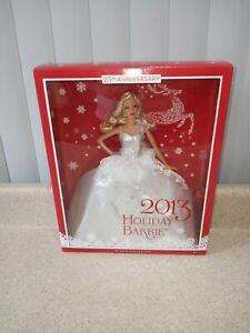 Holiday 2013 Barbie Doll - 25th Anniversary