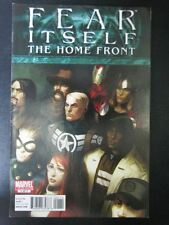 Fear Itself: The Home Front #1 - Marvel Comic # 2J1