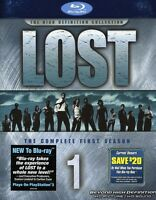 Lost: The Complete First Season [7 Di Blu-ray Region A BLU-RAY/WS