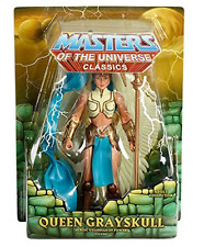 NEW 2015 MOTU Queen Grayskull MOTUC Masters of the Universe Classics MOC 2DayGet