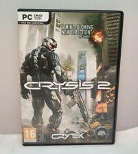 CRYSIS 2 PC CD-ROM EU REGION