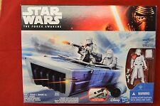 Star Wars Hasbro The Force Awakens First Order Snow Speeder New Sealed