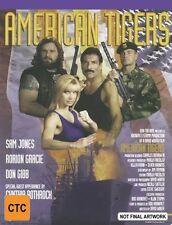 AMERICAN TIGERS 1996 ACTION DVD SAM JONES CYNTHIA ROTHROCK