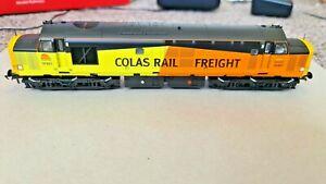 Bachmann 32-389 Class 37 Locomotive Colas Railfreight 37421 DCC READY TESTED