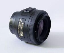 35mm Focal Nikkor Camera Lenses