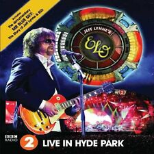 JEFF LYNNE & ELECTRIC LIGHT ORCHESTRA ELO New LIVE CONCERT & MORE BLU RAY