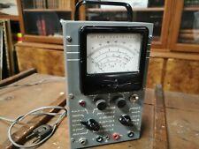 Ancien voltmètre télé contrôle, ohmmètre, capacimetre VL 603