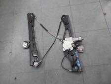 MERCEDES E CLASS LEFT FRONT WINDOW REG/MOTOR W211, POWER, 09/02-08/09