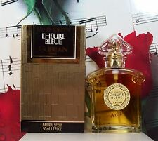 L'Heure Bleue EDT Spray 1.7 Oz. By Guerlain. New old formula.