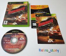 Microsoft Xbox - Burnout Revenge - PAL
