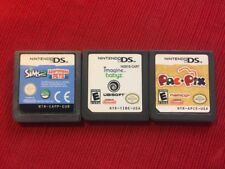 Lot of 3 DS Children's Games Sims (Nintendo DS) - Tested and Guaranteed