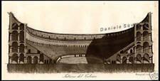 STAMPA ORIGINALE 1800 COLOSSEO ROMA