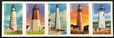 2013 #4791-4795 - Forever - New England Lighthouses - Strip of 5 - Mint Nh