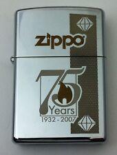 Limited Edition 75th Anniversary Zippo