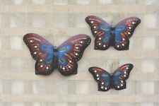 Metal Hand Painted Decorative Plaques & Signs