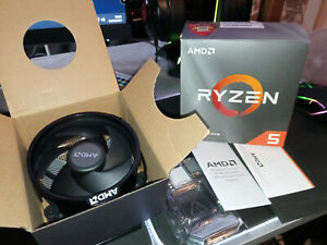 AMD Ryzen 5 3500X R5-3500X 3.6-4.1 Ghz 6-Core 3 m Socket AM4 65 W processeur