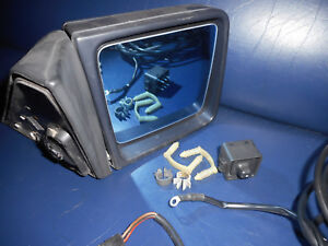 Mercedes-Benz W201 Right Door Mirror 190 Electric Complete Set