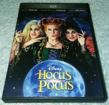 HOCUS POCUS DVD HALLOWEEN *Disney