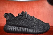 VERY CLEAN Adidas 350 Boost Yeezy Pirate Black Kanye West 2015 AQ2659 Size 5