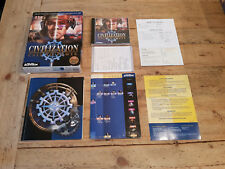 Civilization: Call to Power, Activision, PC CD-ROM Big Box
