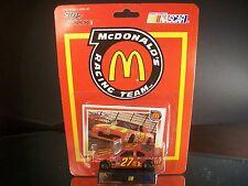 Hut Stricklin #27 McDonald's 1993 Ford Thunderbird Junior Johnson Owned