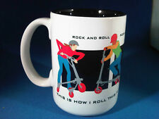 15 oz. Coffee or Tea Mug - Perfect for Trikke Scooter Riders