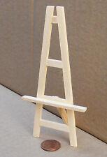 1:12 scala FINITURA NATURALE ARTISTA IN LEGNO CAVALLETTO DOLLS HOUSE miniatura Accessorio