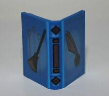Lego Harry Potter Livre de Magie! 4719 4726! livre bleu avec inscriptions