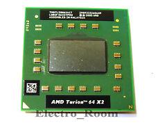Compaq V6000 AMD Turion 64 x2 1.6GHz TMDTL50HAX4CT Laptop CPU S1 512KB 800M