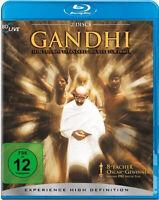 Blu-ray * GANDHI - Ben Kingsley # NEU OVP