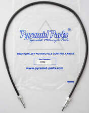 Pyramid Parts Speedo Cable fits: Kawasaki ZZR1100 /ZX1100 90-02