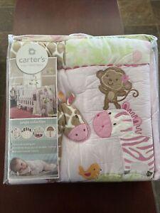 Carter's Girl 7 Piece Crib Bedding Set