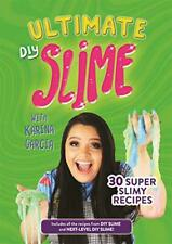 Ultimate DIY Slime by Garcia, Karina, NEW Book, FREE & FAST Delivery, (Paperback
