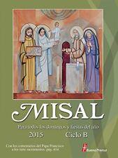 Misal 2015: Para Todos los domingos y fiestas del