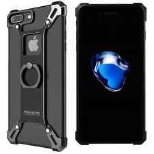 Iphone 7 Plus Funda Protectora Metálica Nillkin integrado en el Anillo de Agarre Soporte Cubierta