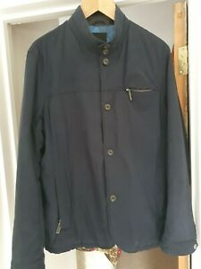 Ted Baker Mens Casual Summer Jacket (Large Size 5)