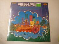 Original Memphis Rock & Roll Vol. 1 - Various Artists Vinyl LP 1970
