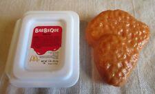 Mcdonalds CDI Plastic Nuggets BBQ Sauce  PLAY FOOD