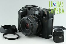 Bronica RF645 Medium Format Film Camera + ZENZANON-RF 45mm F/4 Lens #11742E3