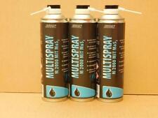 10,-€/l AUTOL Multispray M 2000 3 x 500 ml Molybdän-disulfit Spray