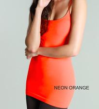 Women's Nikibiki Seamless Camisole, Tank Top Neon Colors