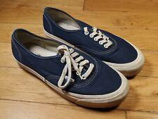 Vans C&L Era Navy Blue Sneakers Size Men's 10.5 Women's 12