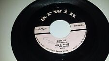 JAN & ARNIE Gotta Getta Date / Jennie Lee ARWIN 108  ROCKER 45 7""