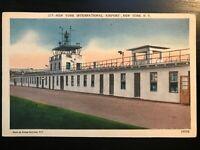 Vintage Postcard>1952>New York International Airport (Idlewild,JFK Airport)>N.Y.