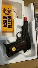 WESTERN ARMS BERETTA M1934 METAL GUN AIRSOFT GBB W/SUPPRESSOR BOXED&PAPERS NEW