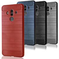 Étui de Protection pour Huawei Mate 10 Pro Portable Coque Protection Silicone